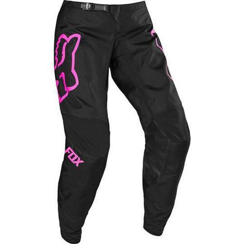 Pantalones Mx Fox Pantalon Moto Mujer 180 Prix Negro Rosado 2020 Fox Pantalones Mx Fox Pantalon Moto Mujer 180 Prix Negro Rosado 2020 Fox