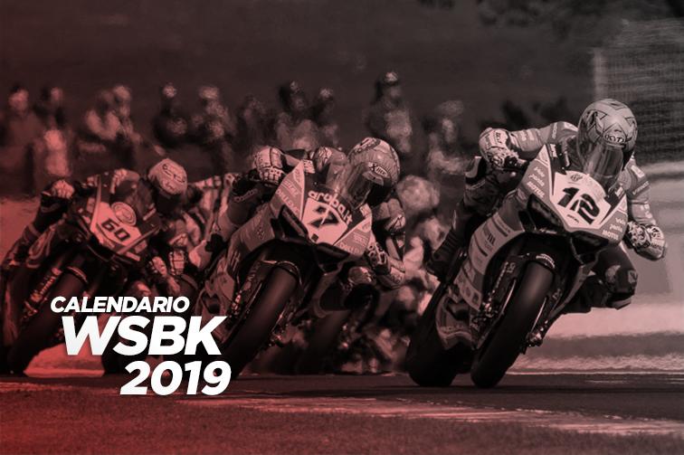 Calendario Super Bike.Confirmado El Calendario World Superbike 2019